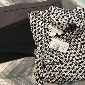 Maternity bundle (1 NWT dress; 2 belly bands)